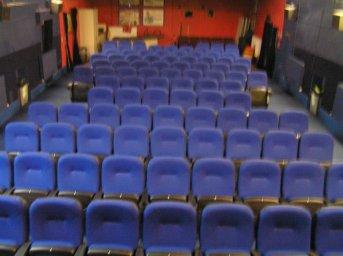 New seats.